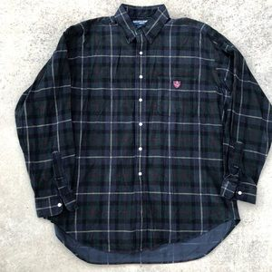 🔥🔥 Vintage 90s Ralph Lauren Plaid Shirt